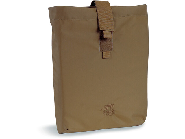 Tasmanian Tiger TT Dump Pouch coyote brown